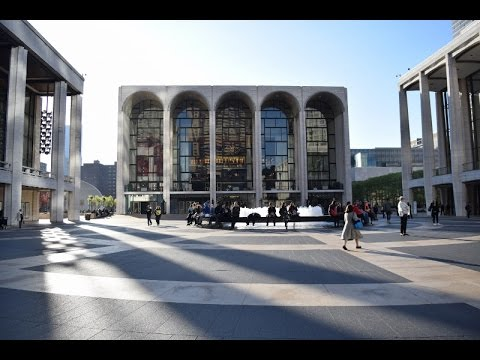 Lincoln Center - New York