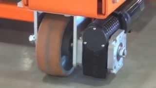 Caster Concepts Drive Caster Video