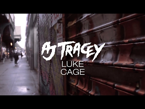 AJ Tracey - Luke Cage (Official Video)