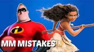 10 Biggest Disney Mistakes We All Missed | Movie Mistakes