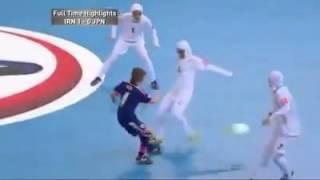 تیم فوتسال بانوان ایران با تک گل فرشته کریمی به مقام قهرمانی رسید