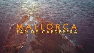 Mallorca | Far de Capdepera | Aerial Video in 4K(Another epic aerial sunrise video session with my DJI Inspire on Mallorca. Hope you like it and subscribe for more videos like this! :-) Follow me on: ..., 2016-08-16T16:14:20.000Z)