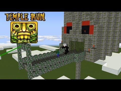 Monster School : TEMPLE RUN CHALLENGE - Minecraft animation Mp3