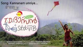 Kannanam unniye - T D Dasan, STD VI B