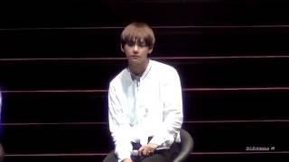 Video 160702 BTS NANJING : LOVE IS NOT OVER (V FOCUS) download MP3, 3GP, MP4, WEBM, AVI, FLV Juni 2018
