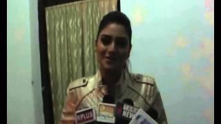 Nusrat Jahan at Jhargram Rajbari, Kartik Guha, Bengal Update TV