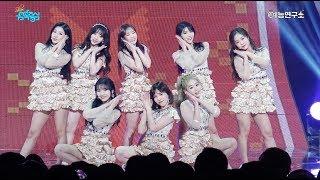 [예능연구소 직캠] 러블리즈 종소리 @쇼!음악중심_20171125 Twinkle LOVELYZ in 4K