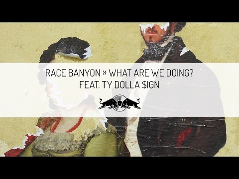 Клип Race Banyon - What Are We Doing