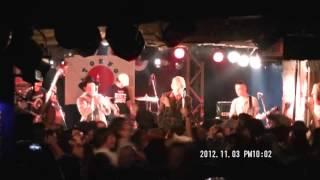 2012/11/3 PHALANX NIGHT & TOKYO RUSTIC JAMBOREE.