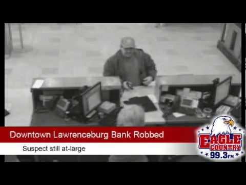 Eagle 99.3 - Lawrenceburg Bank Robbed - February 5, 2010