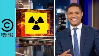 Who Tried To Poison Trump? | The Daily Show With Trevor Noah
