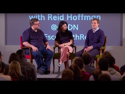 Entrepreneur First in Conversation with Reid Hoffman
