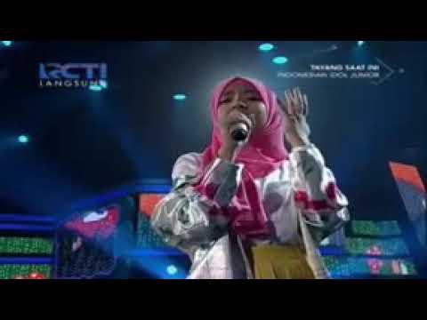 Nashwa Zahira Idol Junior VS Fatin Shidqia - Lovefool ,Siapa Yg Lebih Keren?