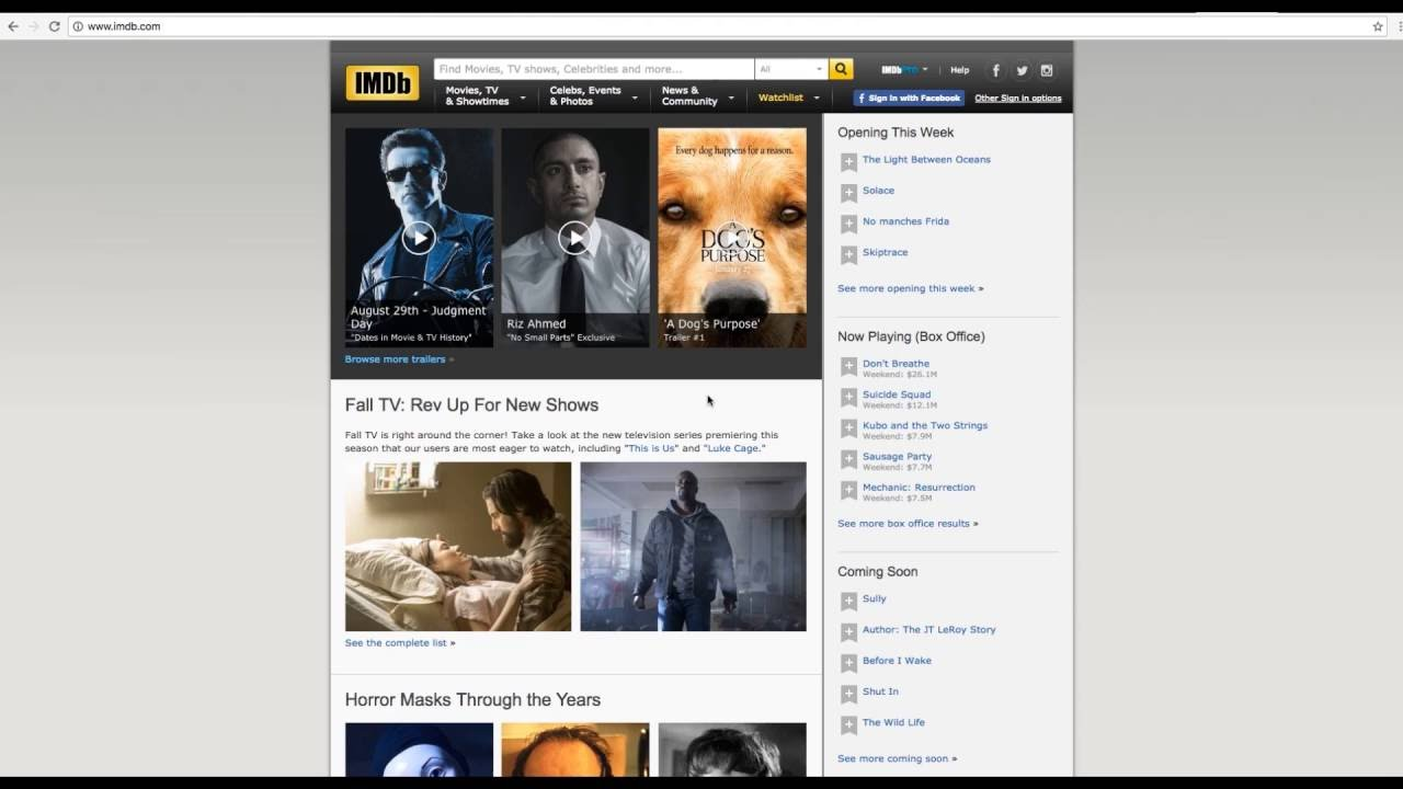 How to import a movie details from IMDB using Moview WordPress theme ...