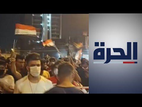 الترحيب الشعبي في العراق يتواصل لاعتقال عناصر ميليشيات موالية لإيران