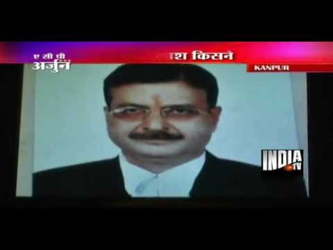 Missing lawyer found dead inside a manhole in Kanpur