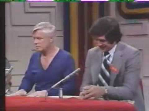 Password Plus: George Peppard's Rant