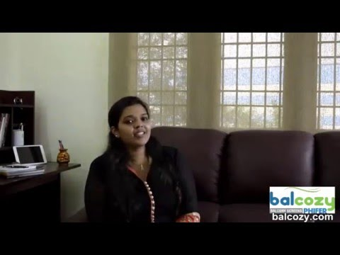 sheryl from Chennai talks about why blinds are better than curtains for windows