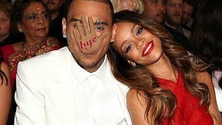 B-Day Girl Rihanna Is NOT HAPPY Ex Chris Brown Wished Her A Happy Birthday