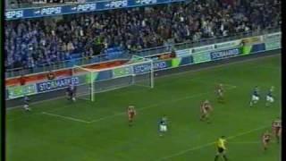 Molde - Brann 1999 (3-3-målet)