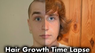 Picture a Day | Hair Growth Time Lapse (1 Year)