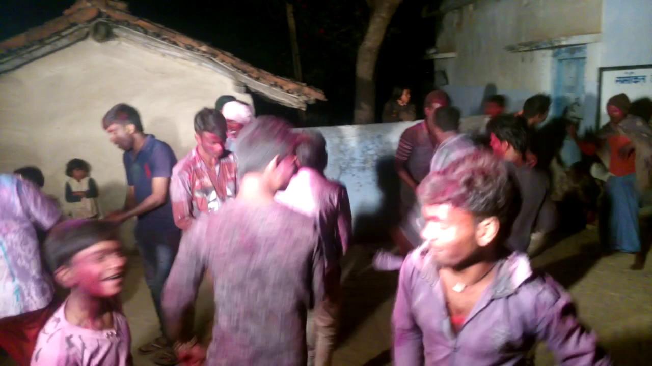3d328981d4d Holi ka video hai chatra jila ka chota sa ghav rajachak ka - YouTube