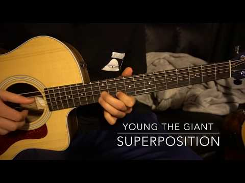 Superposition // Young the Giant // Easy Guitar Lesson (W/Tabs!)