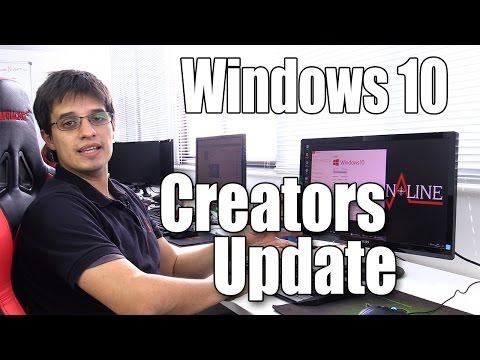 Windows 10 Creators Update: veja as principais novidades