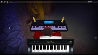 Falling Down by: XXXTentacion & Lil Peep on a ROBLOX piano.