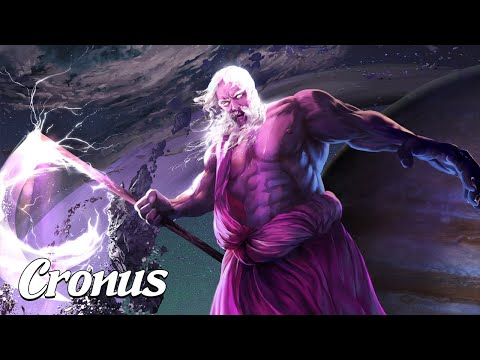 Cronus: The Terrible Titan (Greek Mythology Explained)