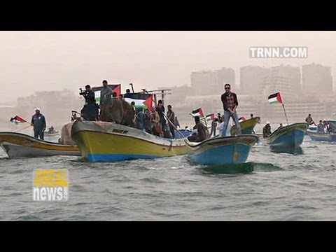 The prolonged Israeli naval blockade has destroyed Gaza's fishing industry and marine sports