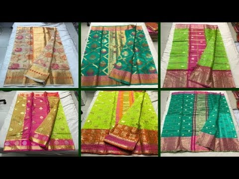Latest Pattu Sarees With Price 2018 | Designer Sarees | sarees latest |  fashion9tv | price:1850/-
