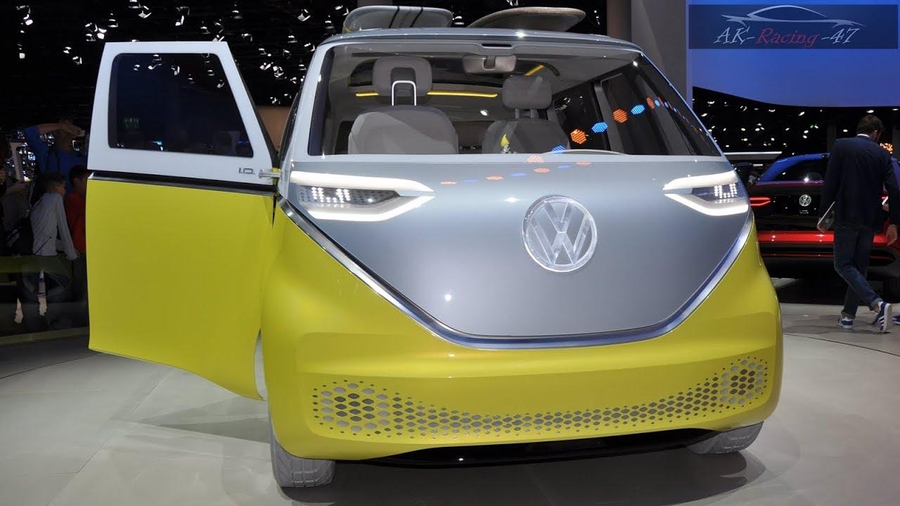 2020 VW I.D. BUZZ | Interior Exterior | I. D. Volkswagen ...