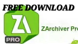 Gambar cover Download ZArchiver Pro FREE Fsat work
