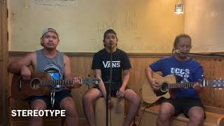 Imagine Dragons - Demons (Stereotype Cover)