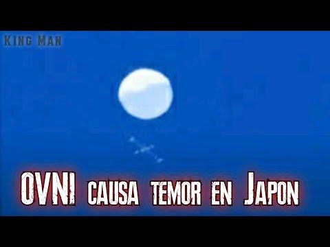 Ovni en Video Viral Causa Temor entre los Japoneses