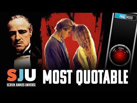 Princess Bride & Most Quotable Movies Of All Time - SJU