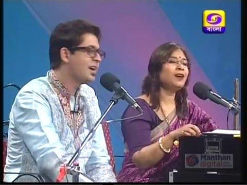 """Ke Prothom Kachhe Esechhi"" performed by SUKANYA & PARNAVO.."