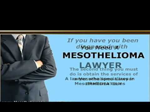 Mesothelioma Asbestos Lawyer - Legal Help