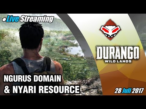 (Live) Ngurus Domain & Nyari Resource | Durango Wild Lands