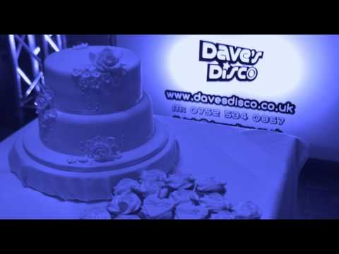 Wedding DJ Manchester and Cheshire