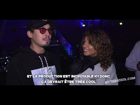 Répétitions Des 25 Ans De Taratata Avec Cris Cab, Tal, Hollysiz, Féfé... (2017)