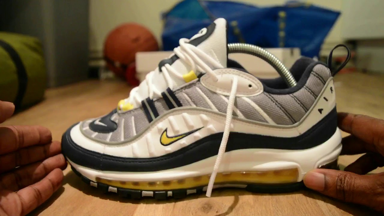 dcbac21106 Nike Air Max 98' OG? Retro? Tours? Sandrock! - YouTube