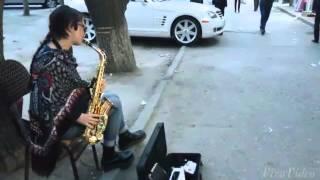 Baku Street Music : Amazing Jazz