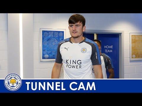 Tunnel Cam | Leicester City vs Brighton & Hove Albion | 2017/2018