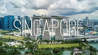 Singapore from above   a drone adventure【4K】
