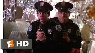 Police Academy 2 (1985) - Lighting Up the Light Store Scene (3/9)  Movieclips