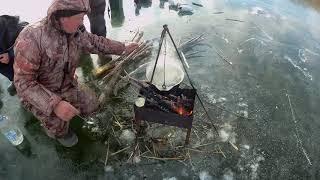 Зимняя рыбалка в Саратовской области Открытие сезона 2020 2021 г