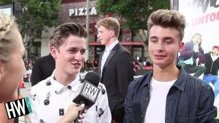 Collins Brothers Share Favorite Janoskians Moments & New Music Details!