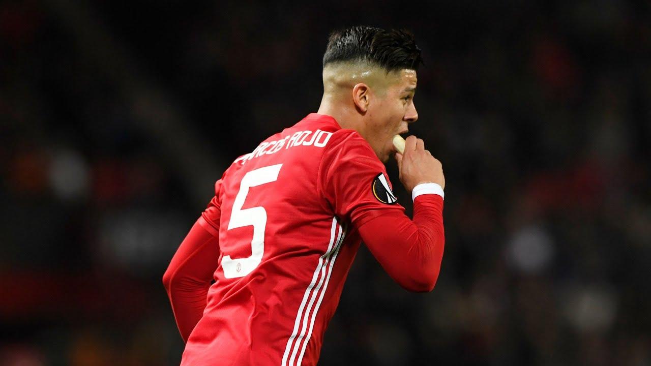 Terlalu Brutal Marcos Rojo Bikin Takut Seluruh Pemain Manchester United